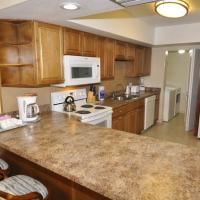 Beach View Unit Full Kitchen
